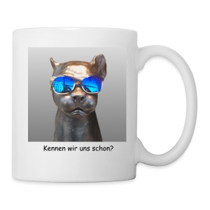 Panther-Coolness - Tasse