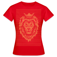 Tee shirts ~ Tee shirt Femme ~ Lion Crown