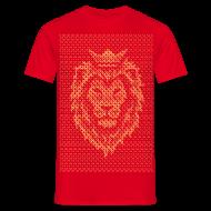 Tee shirts ~ Tee shirt Homme ~ Lion Crown
