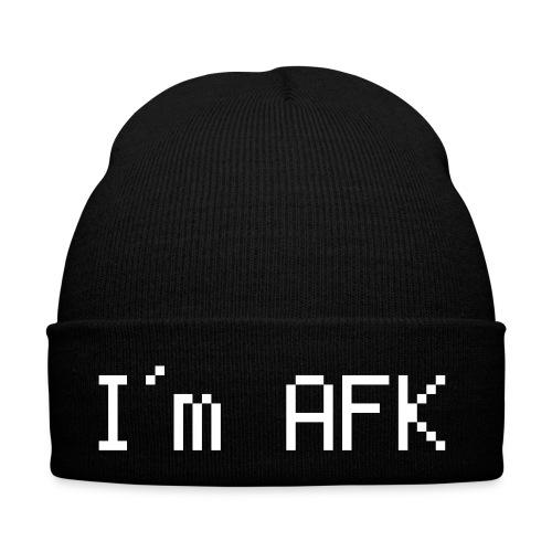 I'm AFK Mütze - Wintermütze