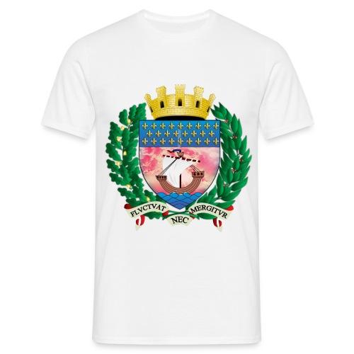 Fluctuat nec mergitur - T-shirt Homme