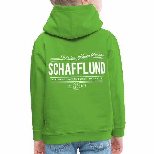 Schafflund - Kinder-Hoodie - Kinder Premium Hoodie