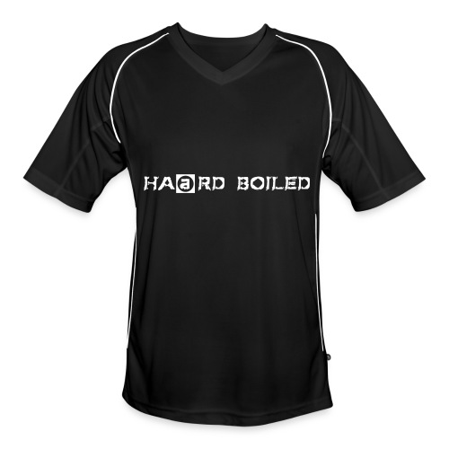Trikot HAaRD BOILED schwarz - Männer Fußball-Trikot