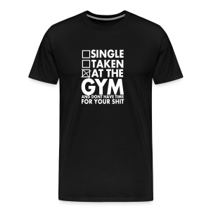 @ the gym - Männer Premium T-Shirt