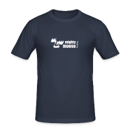 T-Shirts ~ Männer Slim Fit T-Shirt ~ Moose T-Shirt