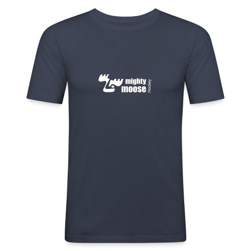 Moose T-Shirt Leisach - Männer Slim Fit T-Shirt