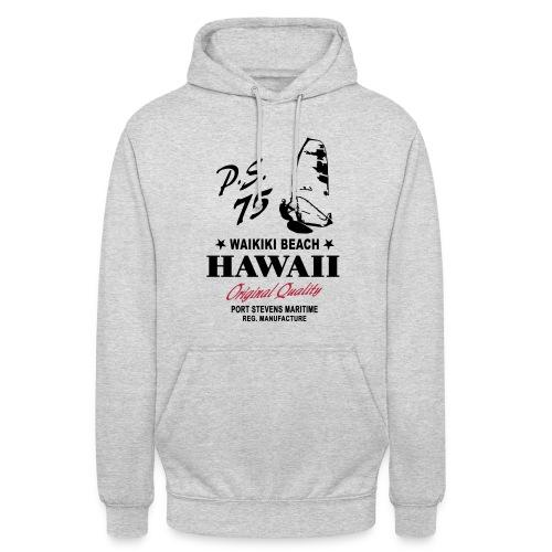 Hawaii Windsurfing Hoodie - Unisex Hoodie