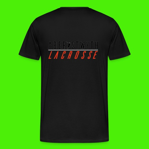 Aberystwyth Lacrosse T (Mens) - Men's Premium T-Shirt