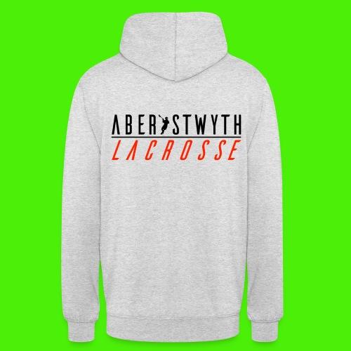 Unisex Aberystwyth Lacrosse Hoodie - Unisex Hoodie