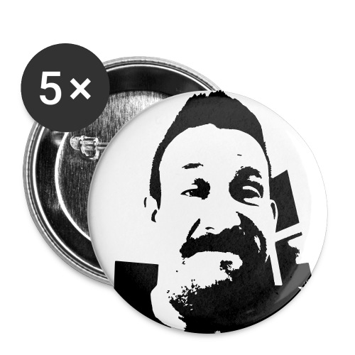 pin:large - Buttons groß 56 mm