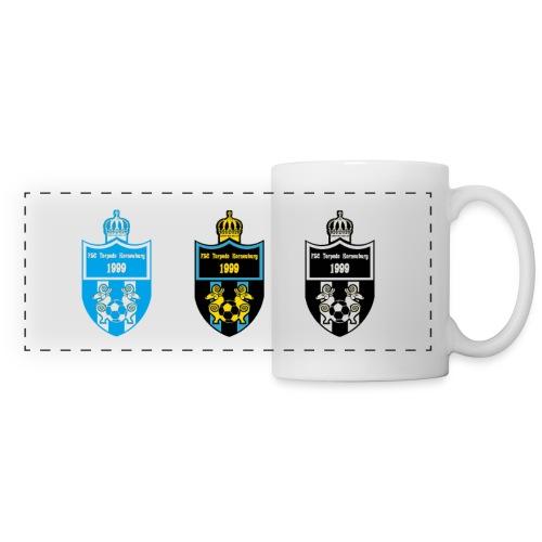Wappen 3 Tasse - Panoramatasse