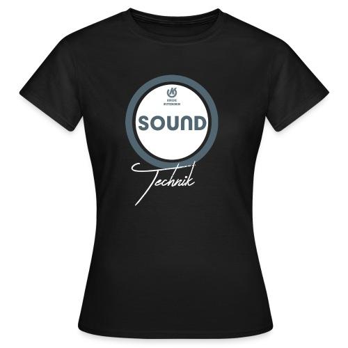Frauen: Technik - Frauen T-Shirt