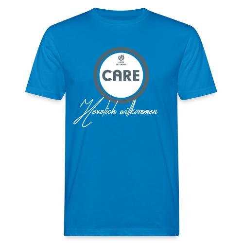 Männer: CARE-TEAM  - Männer Bio-T-Shirt