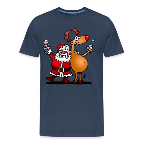Umtrunk - Männer Premium T-Shirt