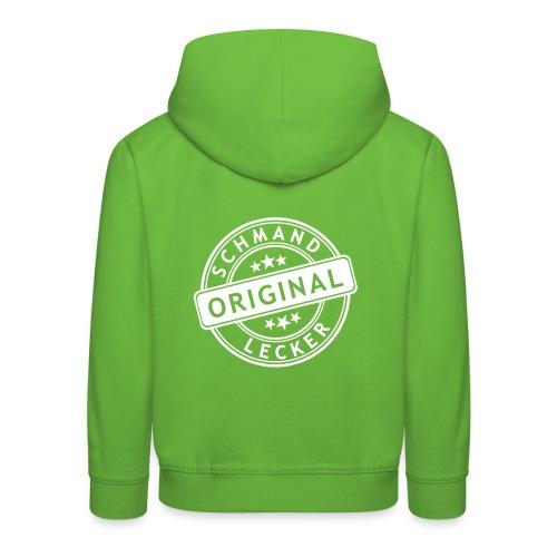 Kinder Kapuzenpullover (Größen: 92/104 - 152/164) - Kinder Premium Hoodie