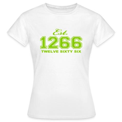Frauen T-Shirt (Größen: S - XXL) - Frauen T-Shirt