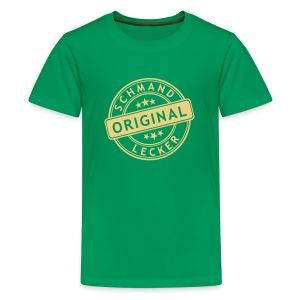 Teenager T-Shirt (Größen: 146/152 - 158/164) - Teenager Premium T-Shirt