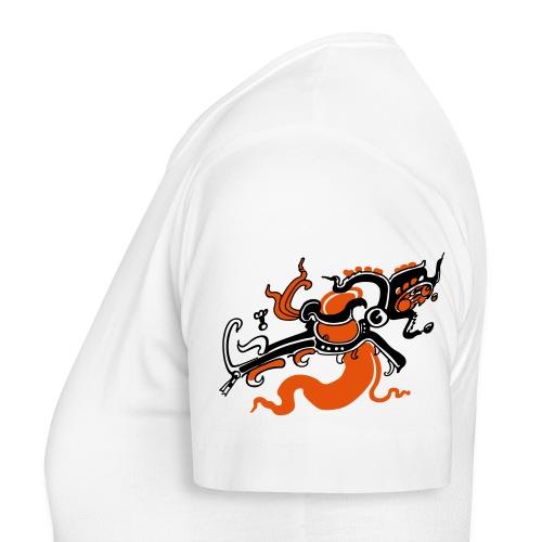 Mexicon Fire-Centipede #4 - Frauen T-Shirt