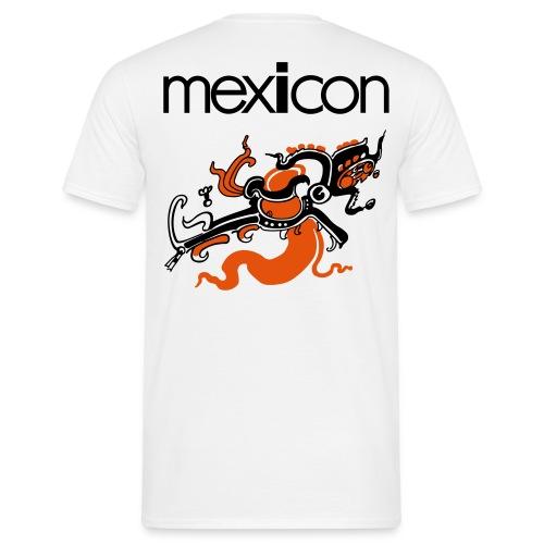 Fire-Centipede #1 - Männer T-Shirt