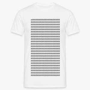 XD T-shirt - Men's T-Shirt