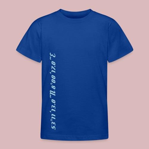 Unterwegs T-Shirt Boys - Teenager T-Shirt
