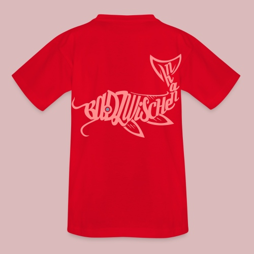 Unterwegs T-Shirt Girl - Teenager T-Shirt