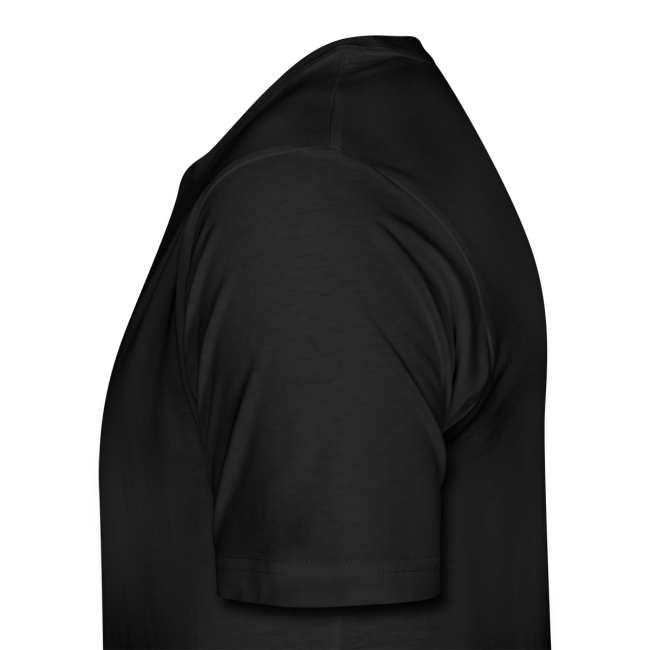 Men's Neck MP Logo T-shirt - Black/White