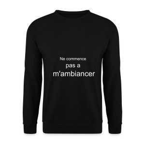 Ambiance - Sweat-shirt Homme