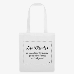 Sac Les blondes - Tote Bag