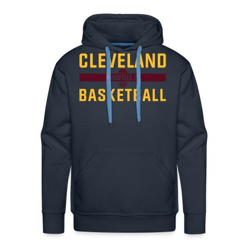 Cleveland Basketball Hoodie - Männer Premium Hoodie