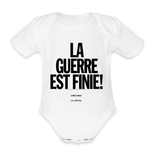 Baby Onesie (Czech) - Organic Short-sleeved Baby Bodysuit