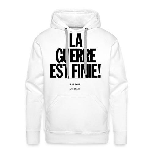 Men's Pullover (French) - Men's Premium Hoodie