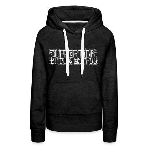 SUPPORTINK ladies hoody - Frauen Premium Hoodie