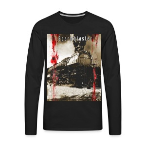 Spermblaster - Big Train - Men's Premium Longsleeve Shirt