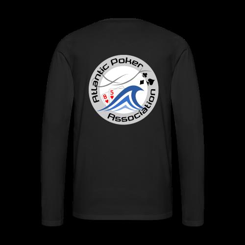 TS manches longues - classique - T-shirt manches longues Premium Homme