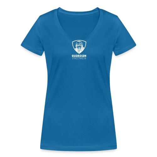 Guardian - Woman V-Neck - Frauen Bio-T-Shirt mit V-Ausschnitt von Stanley & Stella