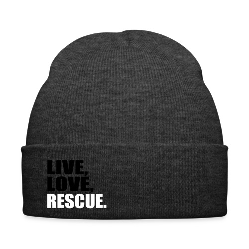 Live Love Rescue - Head - Wintermütze