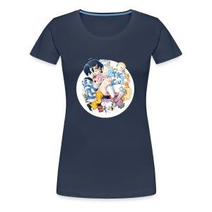 Otaku Club Damen Shirt - Frauen Premium T-Shirt