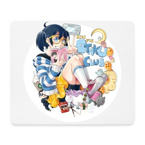 Otaku Club Mousepad (Querformat) - Mousepad (Querformat)