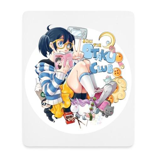 Otaku Club Mousepad (Hochformat) - Mousepad (Hochformat)