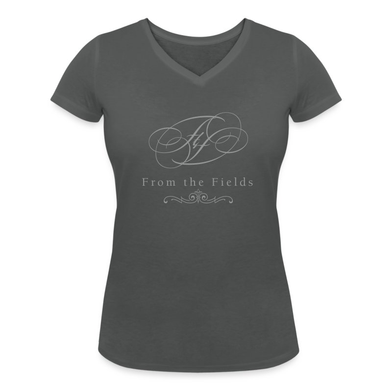 FtF logo - Women's V-Neck T-Shirt
