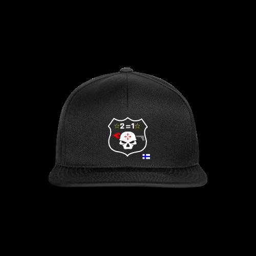 2on1 Snapback Cap - Snapback Cap