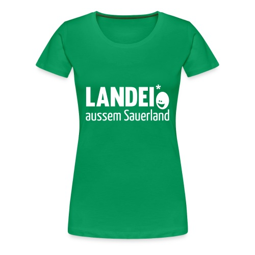 Landei - Frauen Premium T-Shirt