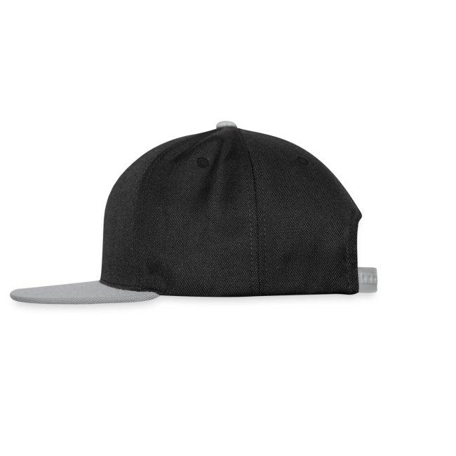 Base-Cap mit Schleimmonster helle Hörnchen PCD