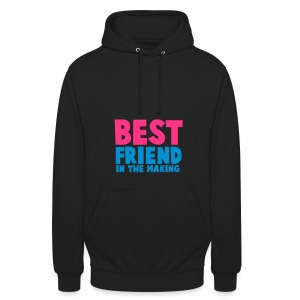 Felpa Uomo Best Friend In The Making - Felpa con cappuccio unisex
