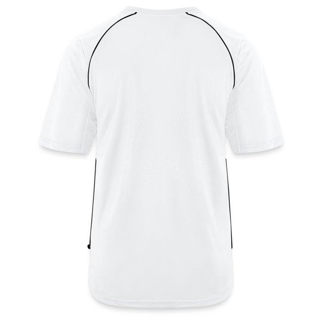 Atmungsaktives Shirt Herren Pusteblume am Ärmel , PCD