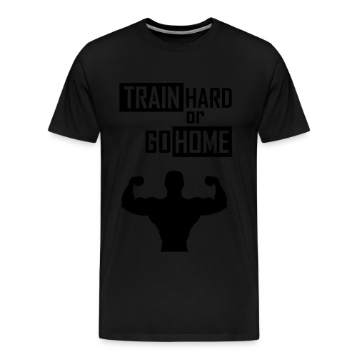 Training T-shirt - Mannen Premium T-shirt
