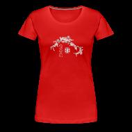 Tee shirts ~ T-shirt Premium Femme ~ Numéro de l'article 104631309