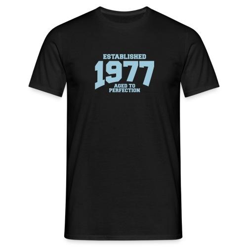 1977 - Men - Männer T-Shirt