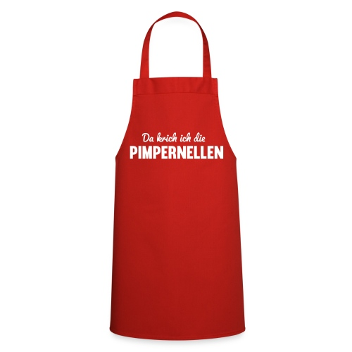 Pimpernellen - Kochschürze